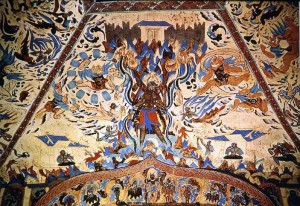 crbst 1983dunhuangceilingcavecn249wwei450ad
